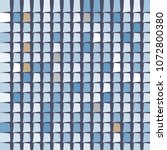 mosaic vector background.... | Shutterstock .eps vector #1072800380