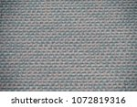 close up on the roof shingle... | Shutterstock . vector #1072819316
