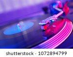 Turntable Vinyl Record Player....