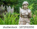 A Female Sculpture   Statue In...
