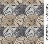 polka dot seamless pattern.... | Shutterstock .eps vector #1072979849