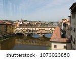 magic city   florence | Shutterstock . vector #1073023850