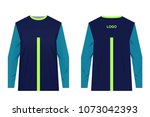 jersey design for extreme...   Shutterstock .eps vector #1073042393
