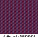 isometric grid. vector seamless ... | Shutterstock .eps vector #1073089433