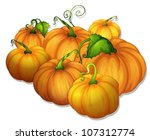 illustration of a bunch of... | Shutterstock .eps vector #107312774