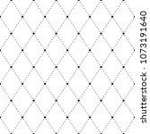 vector seamless pattern. modern ... | Shutterstock .eps vector #1073191640
