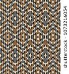 seamless american indians...   Shutterstock .eps vector #1073216054