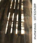 shadows on the floor  | Shutterstock . vector #1073224289