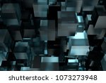abstact modern background with... | Shutterstock . vector #1073273948