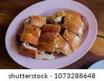 suckling pig asian food | Shutterstock . vector #1073288648