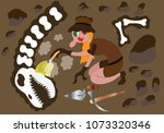 An Archeologist Digs Up Some...