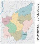 map of san marino   Shutterstock .eps vector #1073370179