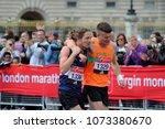 london uk 04 23 17 virgin...   Shutterstock . vector #1073380670
