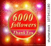 bright followers background.... | Shutterstock .eps vector #1073411180