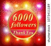 bright followers background.... | Shutterstock . vector #1073411189