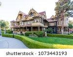 san jose  california  usa  ... | Shutterstock . vector #1073443193