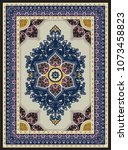 Carpet Rugs Oriental Turkish...