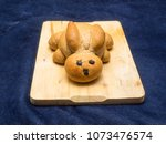 cute bunny bread is a must at... | Shutterstock . vector #1073476574