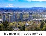 Portland  Oregon  Usa   April...