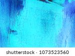 abstract stain  painting.... | Shutterstock . vector #1073523560