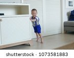 my little boy | Shutterstock . vector #1073581883