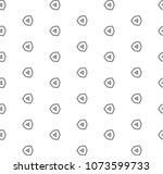 seamless geometric ornamental...   Shutterstock .eps vector #1073599733