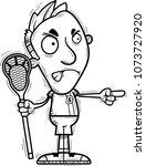 a cartoon illustration of a man ... | Shutterstock .eps vector #1073727920