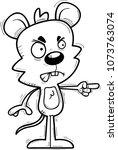 a cartoon illustration of a... | Shutterstock .eps vector #1073763074