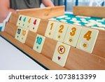 Turkish Board Game Okey ...