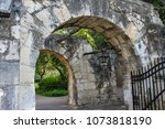 Old Stone Walls And Archways...