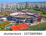 buenos aires  argentina   april ... | Shutterstock . vector #1073889884