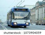 st. petersburg  russia   april  ... | Shutterstock . vector #1073904059