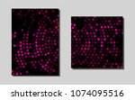 dark purplevector pattern for...