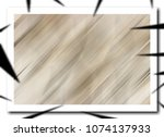 light abstract background with...   Shutterstock . vector #1074137933