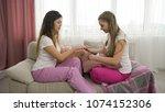 friendship bff mates... | Shutterstock . vector #1074152306