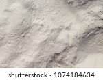 white sand background. friable...   Shutterstock . vector #1074184634