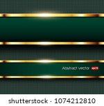 business background green ... | Shutterstock .eps vector #1074212810