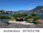 lugano switzerland europe   Shutterstock . vector #1074251708
