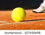 tennis ball   Shutterstock . vector #107430698