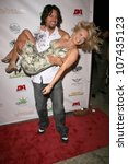Small photo of Brandin Rackley and Ernesto Ramirez at National Lampoon's 'The Great American Fantasy'. Playboy Mansion, Holmby Hills, CA. 09-06-08