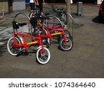 leatherhead town  surrey  uk ...   Shutterstock . vector #1074364640
