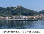 thassos  greece   april 5  2016 ...   Shutterstock . vector #1074530588