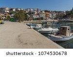 thassos  greece   april 5  2016 ...   Shutterstock . vector #1074530678