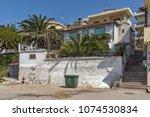 thassos  greece   april 5  2016 ...   Shutterstock . vector #1074530834