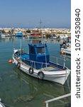 thassos  greece   april 5  2016 ...   Shutterstock . vector #1074530840