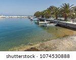 thassos  greece   april 5  2016 ...   Shutterstock . vector #1074530888