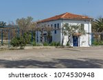 thassos  greece   april 5  2016 ...   Shutterstock . vector #1074530948