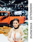 bangkok  thailand   march 31 ...   Shutterstock . vector #1074564044