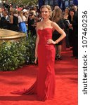 Small photo of LOS ANGELES, CA - AUGUST 29, 2010: Glee star Jessalyn Gilsig at the 2010 Primetime Emmy Awards at the Nokia Theatre L.A. Live in downtown Los Angeles.