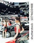 bangkok  thailand   march 31 ...   Shutterstock . vector #1074633488